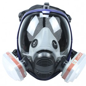 Masker Gas Organik Full Face 6001CN Filter - 6800
