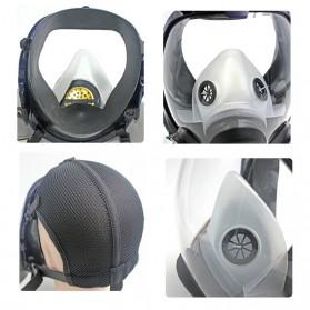 Masker Gas Organik Full Face 6001CN Filter - 6800 - 5