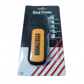 Stud Finder Detektor Logam Wire Wall Scanner - TS78B - Black/Yellow - 8