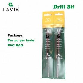 LAVIE Mata Bor Concrete Drill 40Cr Steel SDS Plus 150mm 6mm 1 PCS - DB01004 - Silver - 4