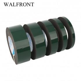 NIKTO Stiker Double Tape Reparasi LCD Smartphone 10mm x 10m Thickness 1mm - VWU-0947 - Green
