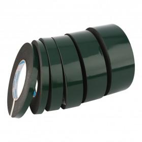 NIKTO Stiker Double Tape Reparasi LCD Smartphone 30mm x 10m Thickness 1mm - VWU-0947 - Green - 2