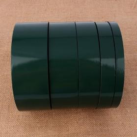 NIKTO Stiker Double Tape Reparasi LCD Smartphone 30mm x 10m Thickness 1mm - VWU-0947 - Green - 3