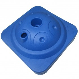 Water Tank Plag XBanner Stand - Blue