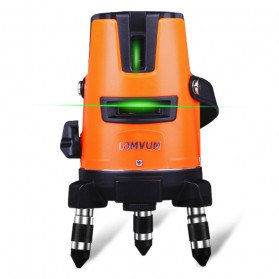 LOMVUM Self Leveling Laser 2 Line 2 Points - LL5 - Orange
