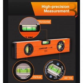Lomvum Spirit Level Bubble Magnetic 600mm - WX-98 - Orange - 4