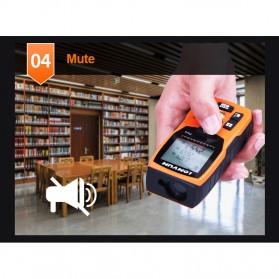 Lomvum Pengukur Jarak Digital Range Finder Laser 40M - LV-Plus - Orange - 10