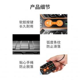 Lomvum Pengukur Jarak Laser Distance Meter 120M - LV57 - Black - 8