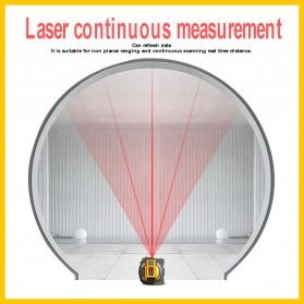 SNDWAY Meteran Laser Teleskop Pengukur Jarak Distance Meter Range Finder Dual 40M - SW-TM40 - 4