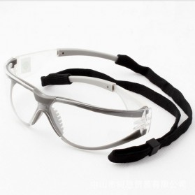 Kacamata Safety Googles Anti Fog Dust - 3M11394 - Transparent