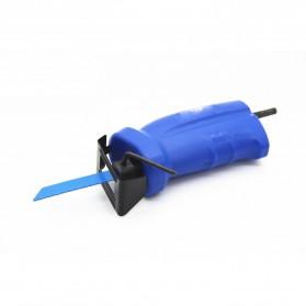 Milda Gergaji Listrik Mini Chainsaw Attachment 2000RPM - Blue - 5