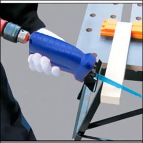 Milda Gergaji Listrik Mini Chainsaw Attachment 2000RPM - Blue - 7