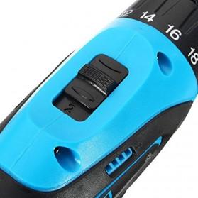 VOTO Bor Listrik Lithium Battery 16.8V - Blue - 7