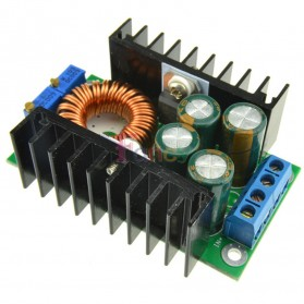Step Down Buck Converter DC CC 9A 300W 5-40V To 1.2-35V - Black