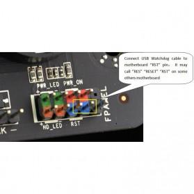 Watchdog Card USB Automatic Restart Blue Screen Crash for Bitcoin Mining - 3