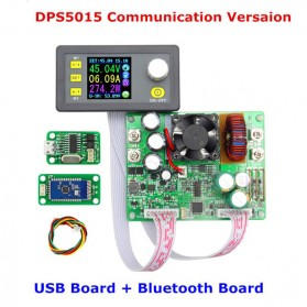 DPS5015 Constant Voltage Current Step-down MODBUS Protocol + Bluetooth Communication Board