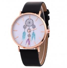 Jam Tangan Wanita Dream Catcher Design - H2 - Black