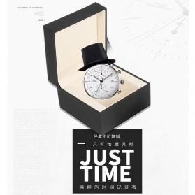Qiwatch Kotak Jam Tangan Watch Box Size L - Qi1 - Black - 2