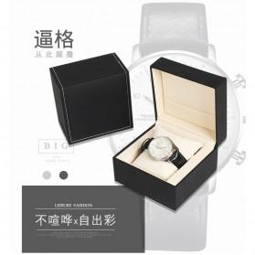 Qiwatch Kotak Jam Tangan Watch Box Size L - Qi1 - Black - 4