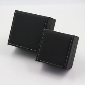 Qiwatch Kotak Jam Tangan Watch Box Size S - Qi1 - Black - 8