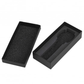 GENBOLI Kotak Jam Tangan Watch Box - ZG930401 - Black - 2
