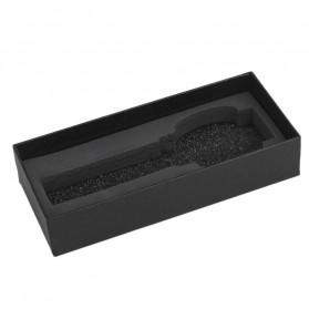 GENBOLI Kotak Jam Tangan Watch Box - ZG930401 - Black - 5