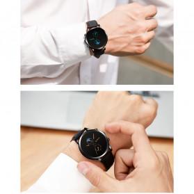RirSoiu Jam Tangan Analog Pria - RS0022 - Black - 6