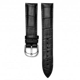 GUANQIN Jam Tangan Analog Pria Strap Leather - 16131 - Black - 6