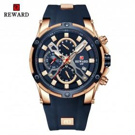 REWARD Jam Tangan Analog Pria - 83016 - Blue