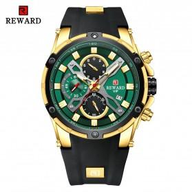 REWARD Jam Tangan Analog Pria - 83016 - Green