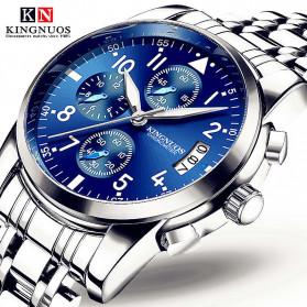 KINGNUOS Jam Tangan Analog Pria - FD1331 - Blue