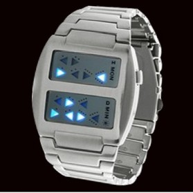 LED Watches - AA-W002 - Black