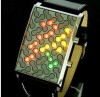 LED Watches - AA-W007 - Silver