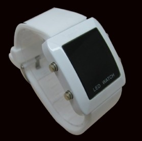 LED Watches - AA-W015 - Baby Blue