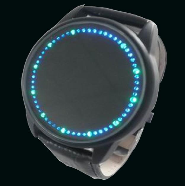 led watch black - photo #34