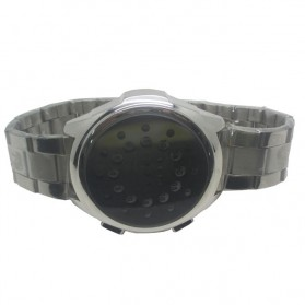LED Watches - AA-W023 - Silver