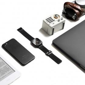 Xiaomi CIGA T Series Jam Tangan Mechanical Watch Skeleton Model Kotak - Black - 8