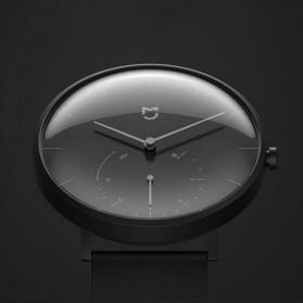 Xiaomi Mijia Quartz Jam Tangan Analog Digital Smartwatch - SYB01 - Black White - 2