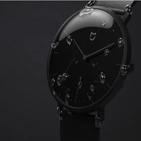 Xiaomi Mijia Quartz Jam Tangan Analog Digital Smartwatch - SYB01 - Black White - 3