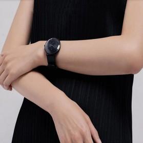 Xiaomi Mijia Quartz Jam Tangan Analog Digital Smartwatch - SYB01 - Black White - 4