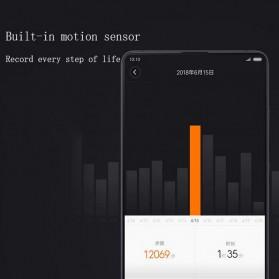 Xiaomi Mijia Quartz Jam Tangan Analog Digital Smartwatch - SYB01 - Black White - 6