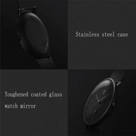 Xiaomi Mijia Quartz Jam Tangan Analog Digital Smartwatch - SYB01 - Black White - 7