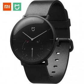 Xiaomi Mijia Quartz Jam Tangan Analog Digital Smartwatch - SYB01 - Black - 1