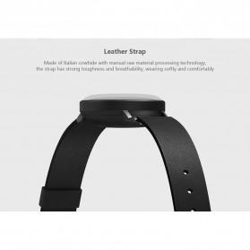 Xiaomi Mijia Quartz Jam Tangan Analog Digital Smartwatch - SYB01 - Black - 9