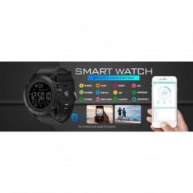 Spovan Jam Tangan Olahraga Smartwatch Bluetooth - PR1-1 - Black - 3