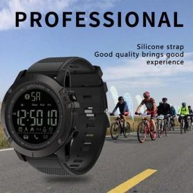 Spovan Jam Tangan Olahraga Smartwatch Bluetooth - PR1-1 - Black - 4