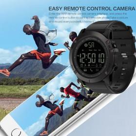 Spovan Jam Tangan Olahraga Smartwatch Bluetooth - PR1-1 - Black - 6