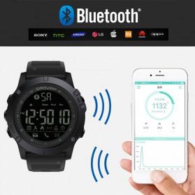 Spovan Jam Tangan Olahraga Smartwatch Bluetooth - PR1-1 - Black - 7
