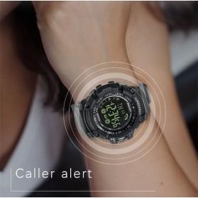 Spovan Jam Tangan Olahraga Smartwatch Bluetooth - PR2-2 - Black - 4