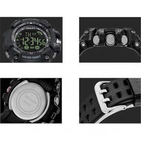 Spovan Jam Tangan Olahraga Smartwatch Bluetooth - PR2-2 - Black - 7